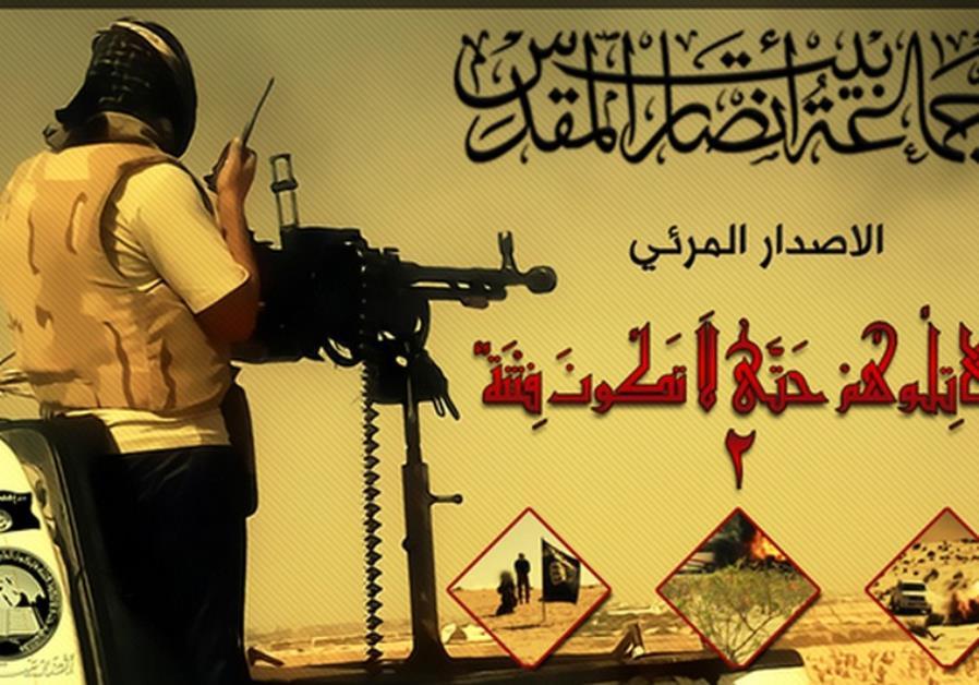 Report: Egypt arrests commander of Sinai jihadist group ...
