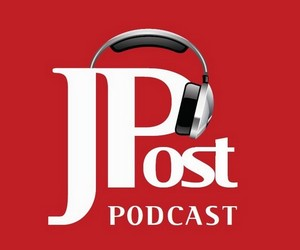 JPost podcast logo