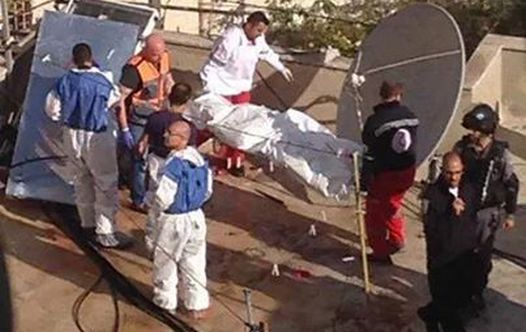 Abu Tor shooting