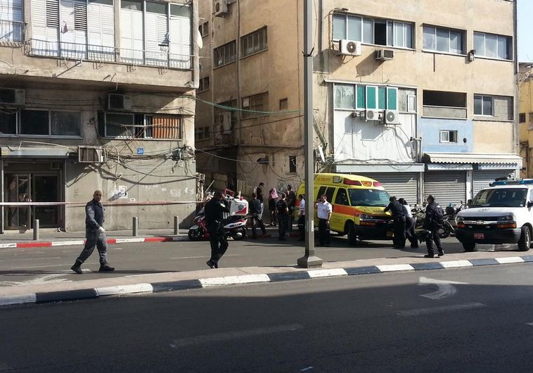 Tel Aviv stabbing