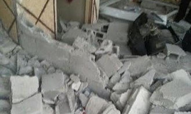 Demolished east Jerusalem home