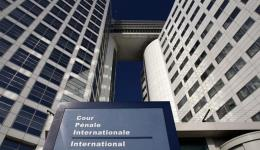 The International Criminal Court in The Hague