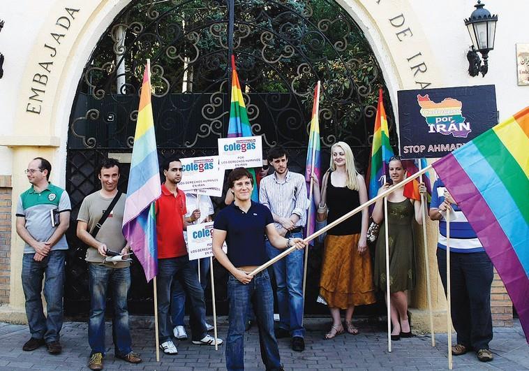 from Harry iranian gay community