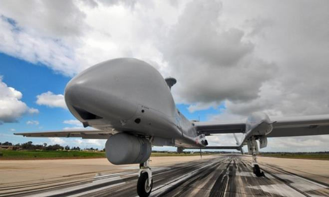 Israel Air Force unmanned aerial vehicle