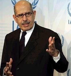 ElBaradei praises Obama message to Iran