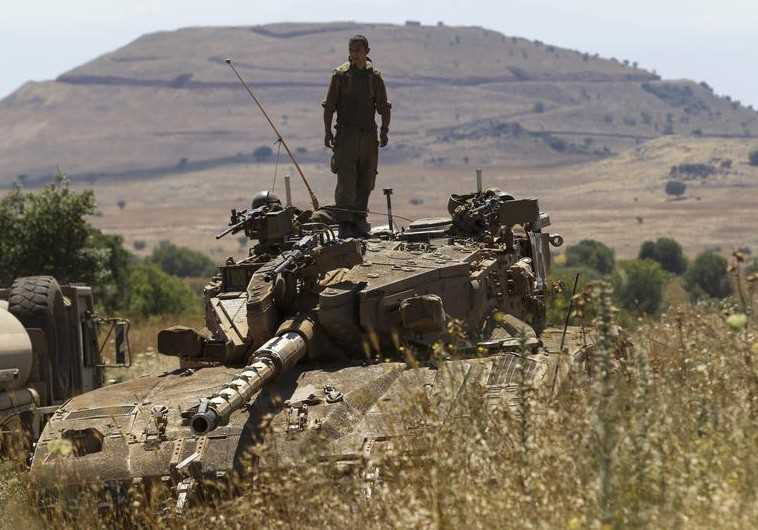 Lebanese report: Israel arming Syrian rebels