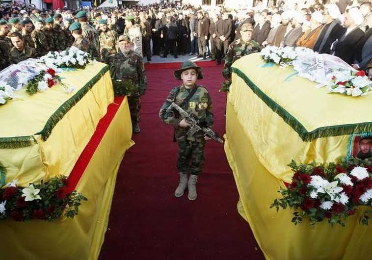 The son of Hezbollah operative Abbas Hijazi honors his father and grandfather