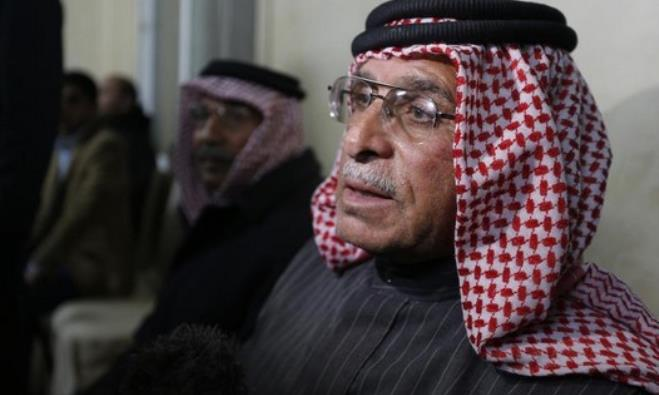 Safi Yousef, the father of Islamic State captive Jordanian pilot Muath al-Kasaesbeh