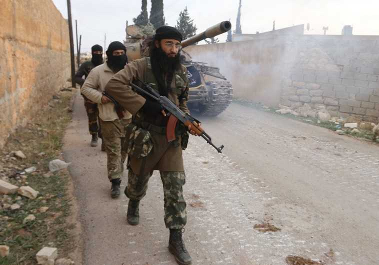 Members of al Qaeda's Nusra Front