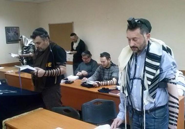 synagogue in Donetsk