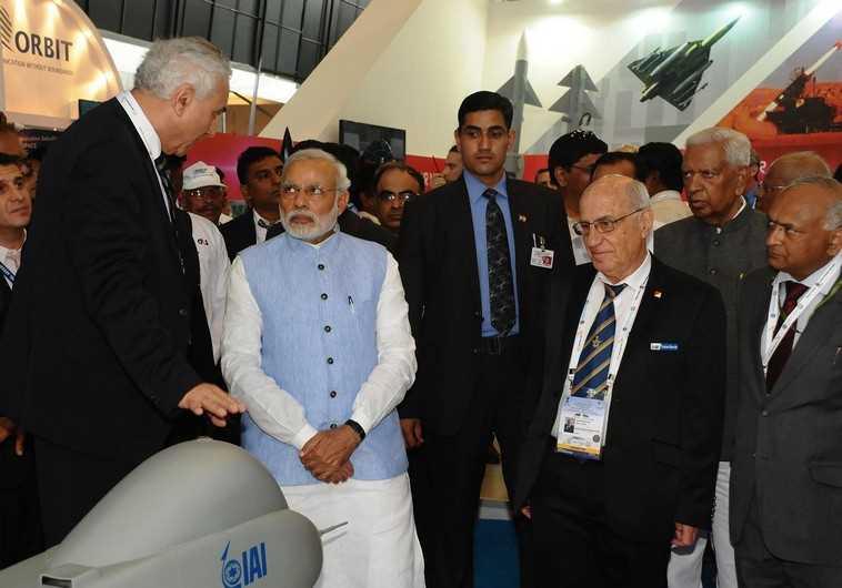 Indian Prime Minister Narendra Modi
