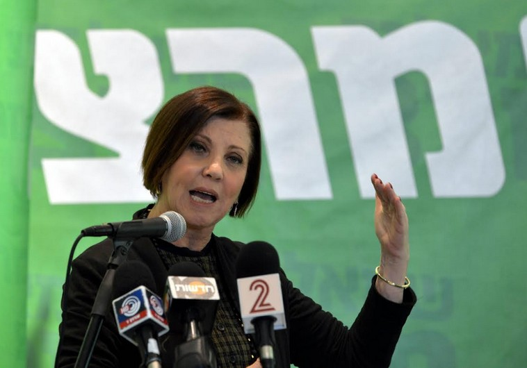 Meretz labeling bill will hurt Palestinians, factory owners in West Bank tell Gal-On