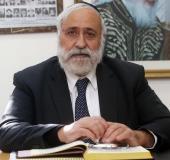 Shas founder and outgoing MK Nissim Ze'ev.