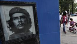 Portrait of Che Guevara