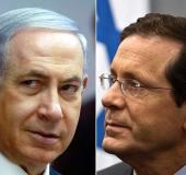 Herzog Netanyahu