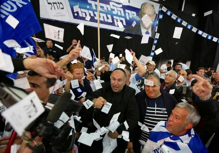 Likud holds fateful vote today