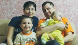 JULIA AND ANDREI Evashenko plan to flee Mariupol a third time.