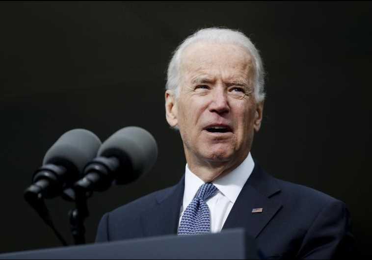 US Vice President Joe Biden speaks during an appearance in Boston