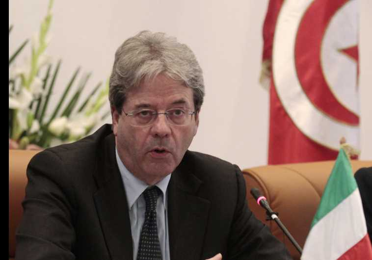 Italian FM: Peace deal could send signal of stability to Middle East