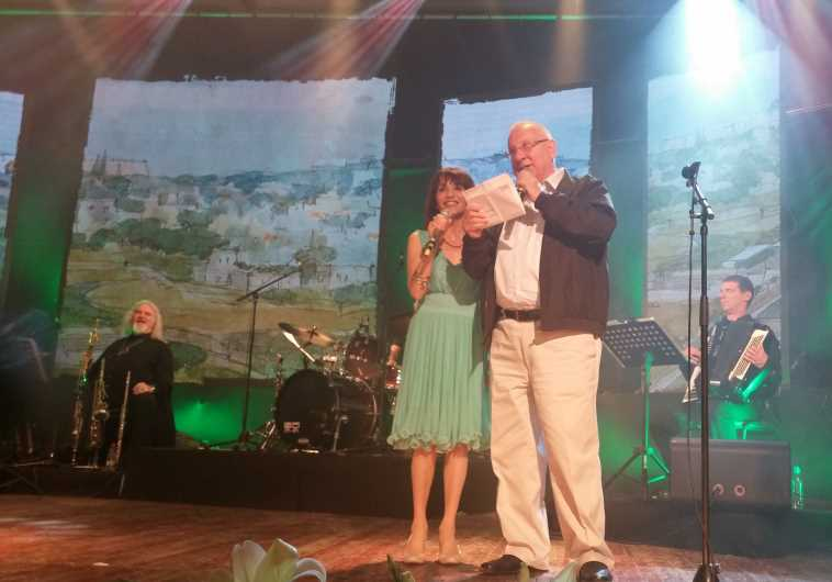 President Rivlin Ein Gev Festival
