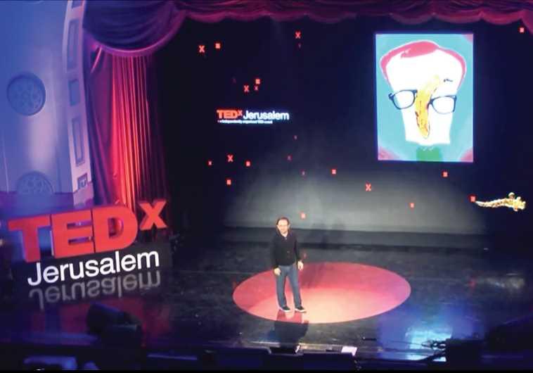 TEDx in Jerusalem