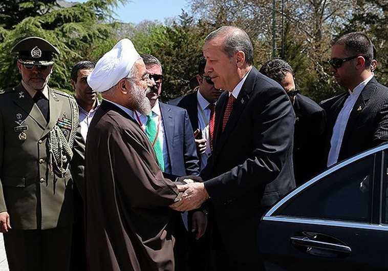 Erdogan Rouhani