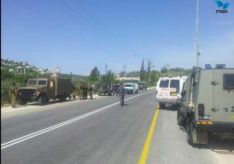 Shioloh Junction terror attack