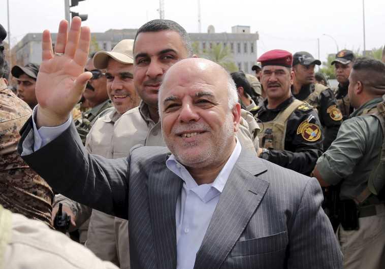 Iraqi Pm Haidar al-Abadi