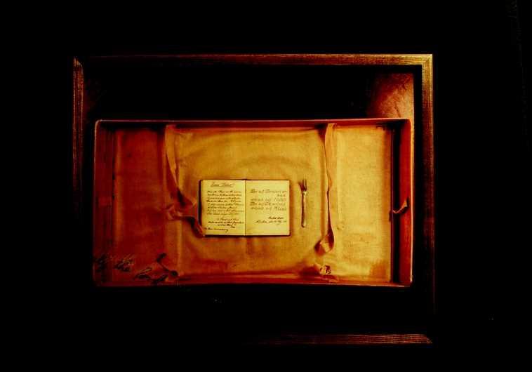 Journal intime de Bertha Leverton