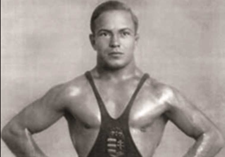 Olympic medalist and Holocaust survivor Karoly Karpati