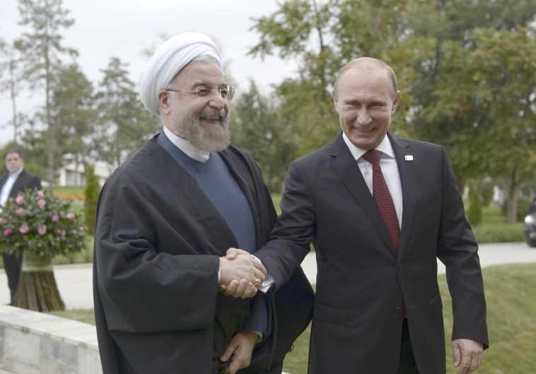 Rouhani Putin