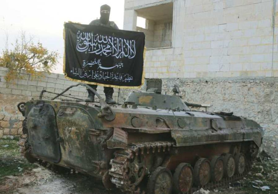 al-Qaida's Nusra Front
