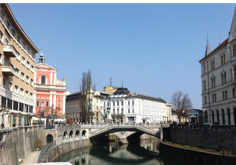 SLOVENIA IS not only a popular tourist destination, but also an emerging market looking for foreign