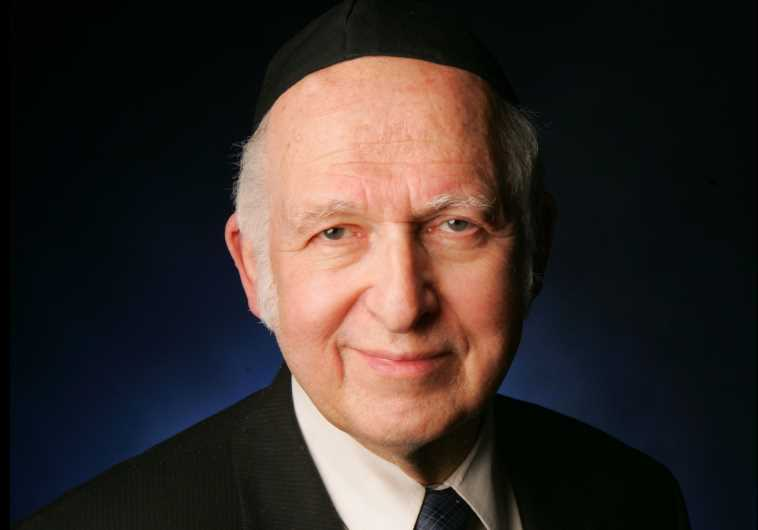 Rabbi Dr. Aharon Lichtenstein