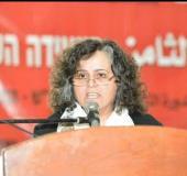 Joint Arab List MK Aida Touma-Sliman