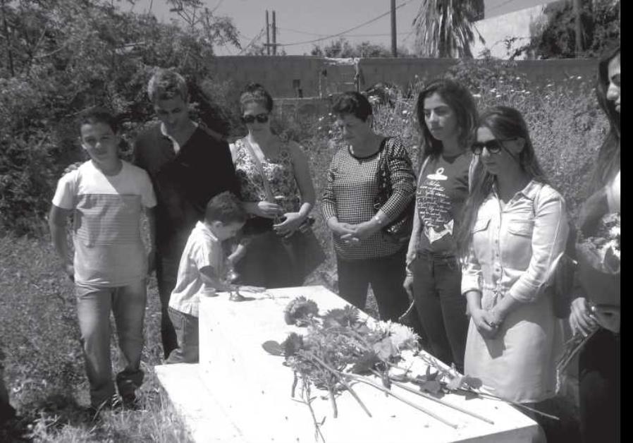 Armenian Cemetery in Jaffa