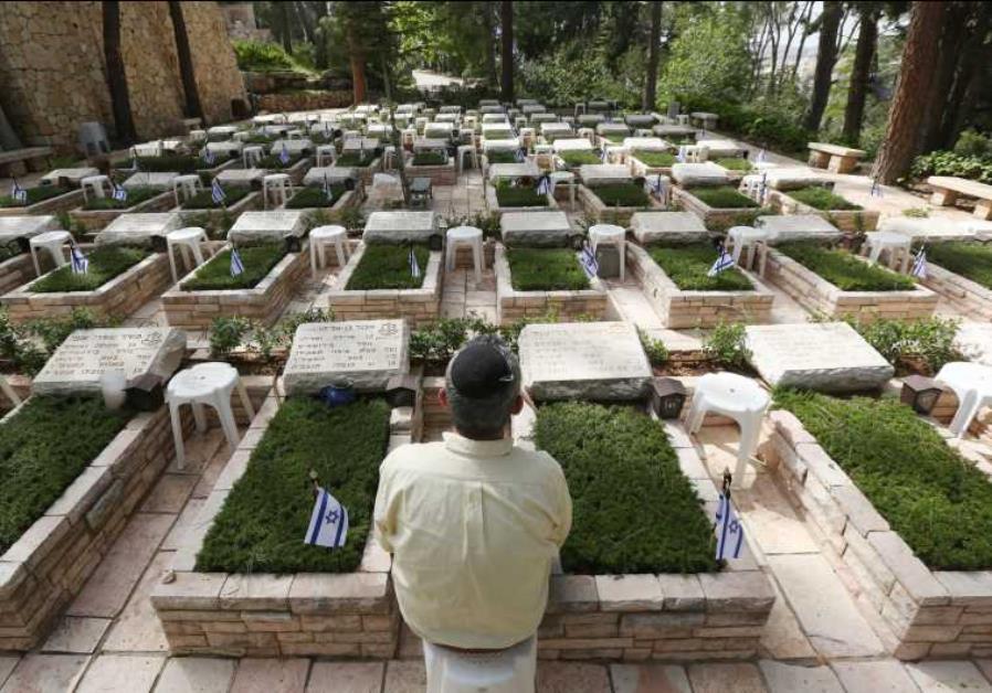 Mount Herzl Miltary Cemetary