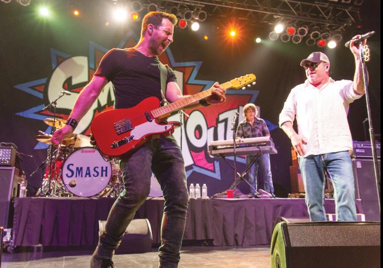 SMASH MOUTH lead guitarist Sean Hurwitz returns to Jerusalem