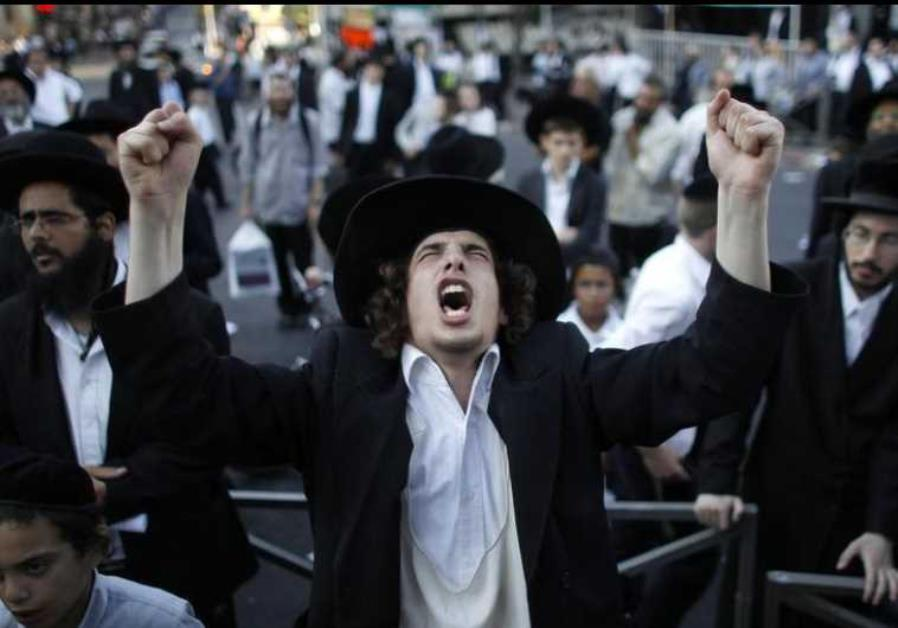 Haredi Jews In Israel: Number Of Haredim Leaving Community On The Rise, Despite