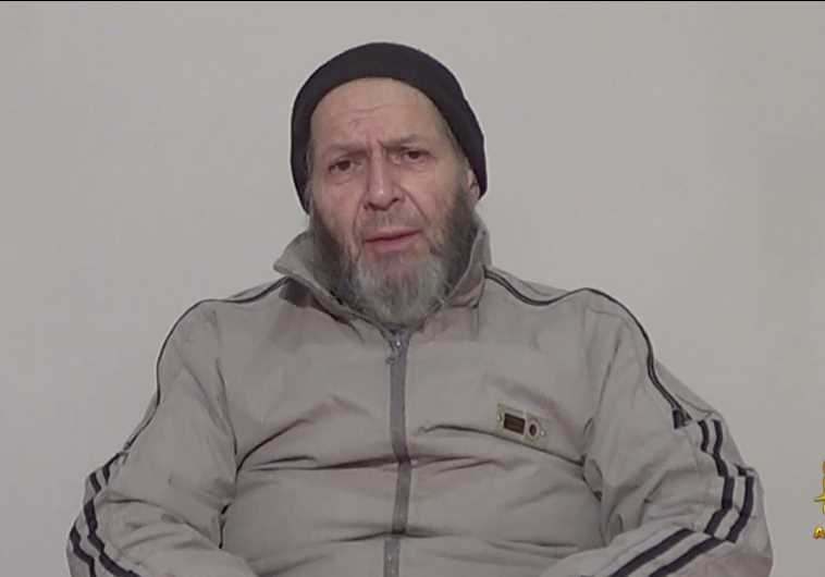 Warren Weinstein is seen in a video taped by his captors