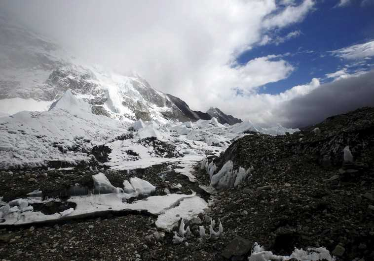 Mount Everest base camp Solukhumbu District, Nepal