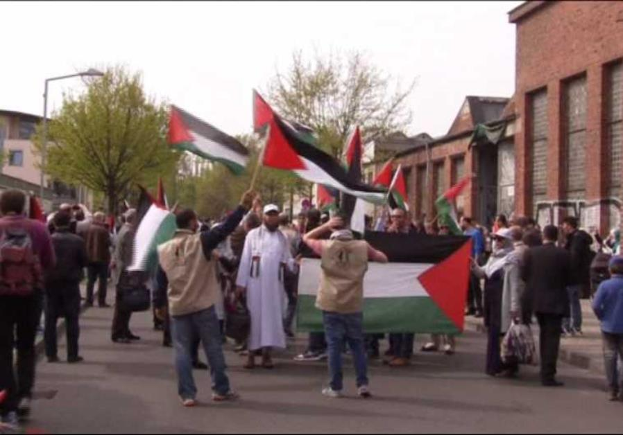 Palestinians Berlin