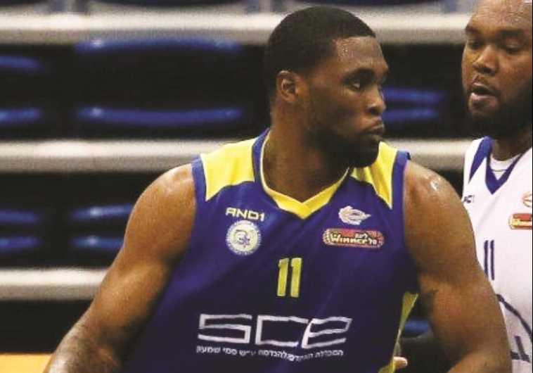 Maccabi Ashdod's Ivan Aska