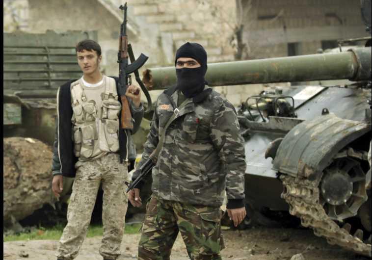 Islamic syrian rebels