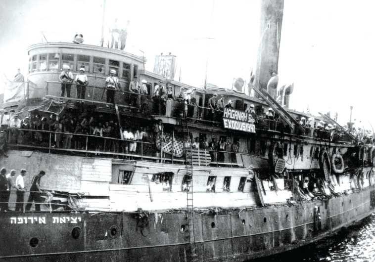 The 'Exodus 1947'