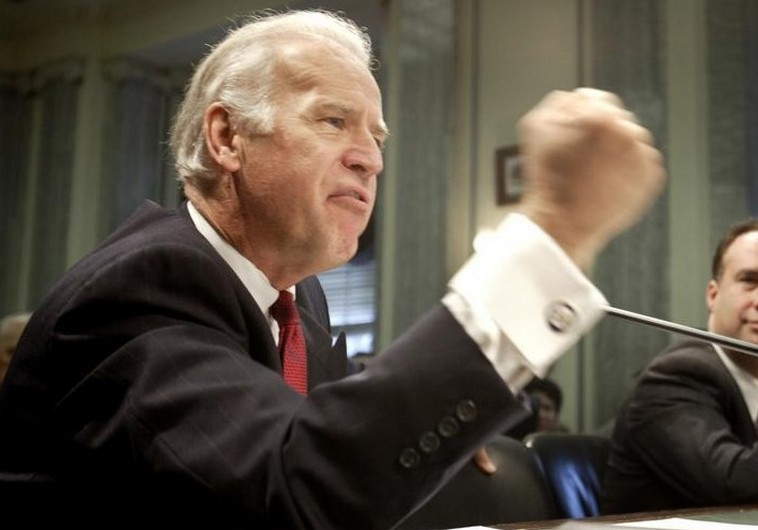 """JOE BIDEN: """"If you were attacked and overwhelmed, we would fight for you."""""""