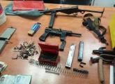 Weapon seized in Hebron