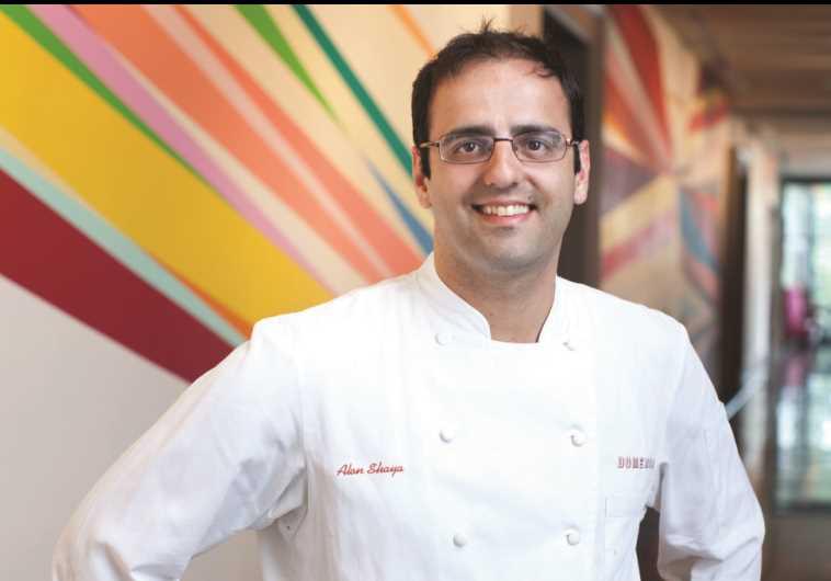 Israel-American chef Alon Shaya