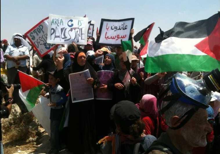 palestinian Sussiya