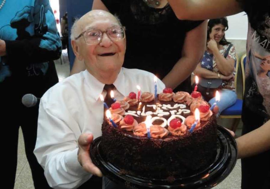 The Tisch: Happy birthday! - TRENDING STORIES - Jerusalem Post